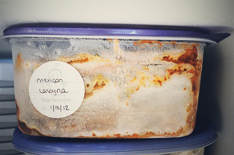 Mexican Lasagna - Frozen