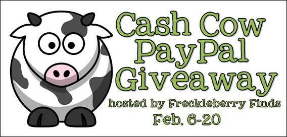 Cash Cow PayPal Giveaway