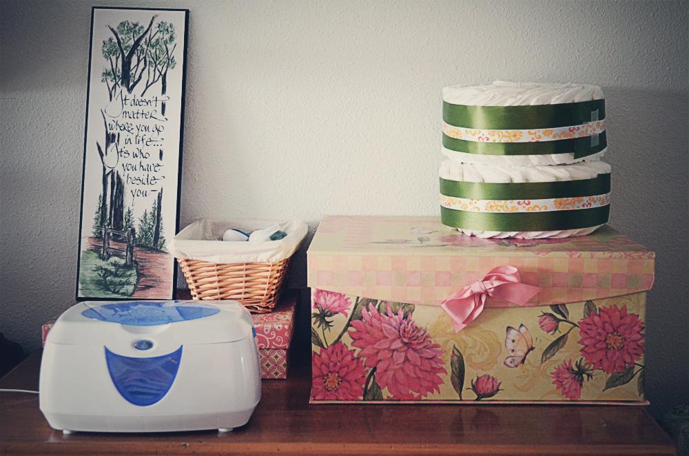 Nesting: Baby's Dresser