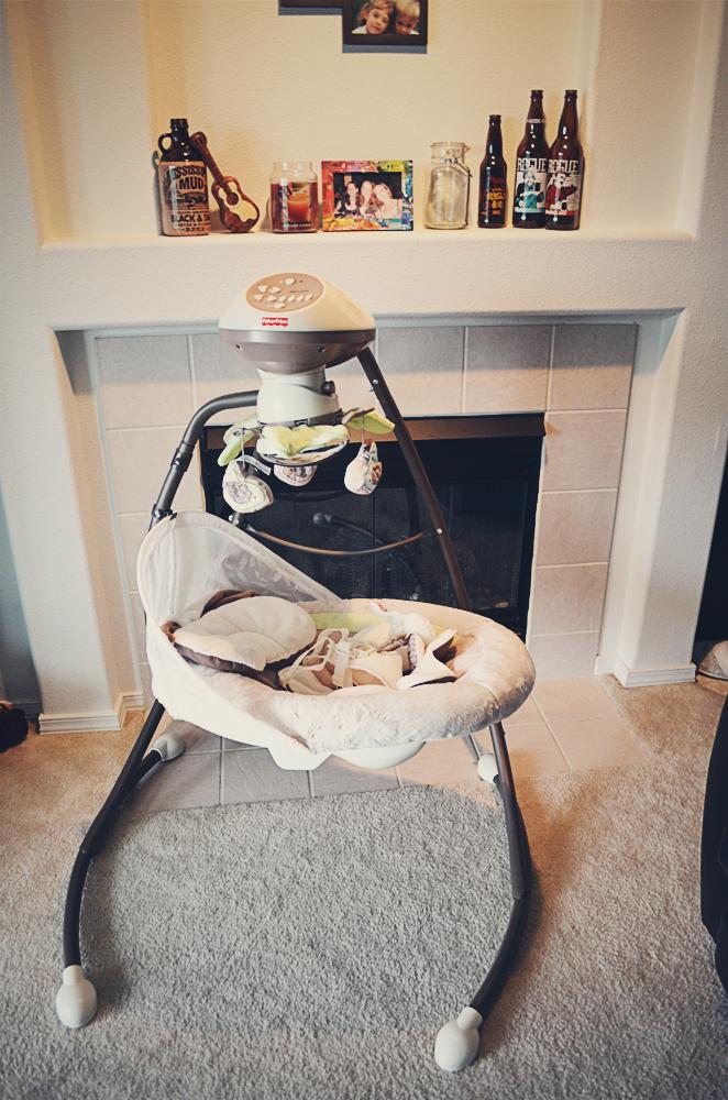 Nesting: Baby's Swing