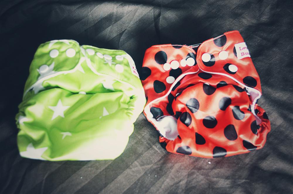 Cloth Diapers - Lotus Bumz OS pocket diapers