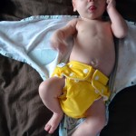 Making the switch to cloth diapers