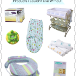 What You Need to Survive Baby's First Month