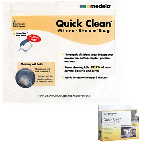Medela Quick Clean Microsteam Bags