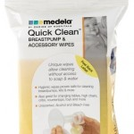 Medela Quick Clean Breastpump and Accessory Wipes