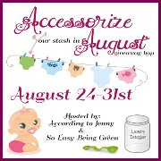 Accessorize Your Stash Giveaway
