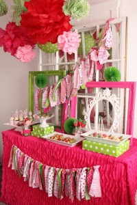 1st Birthday Parties in the Age of Pinterest