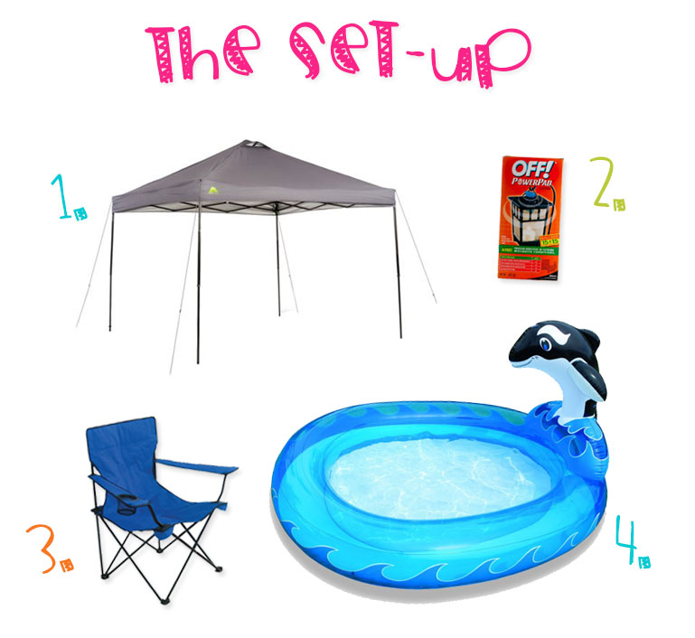 Summertime Set-Up