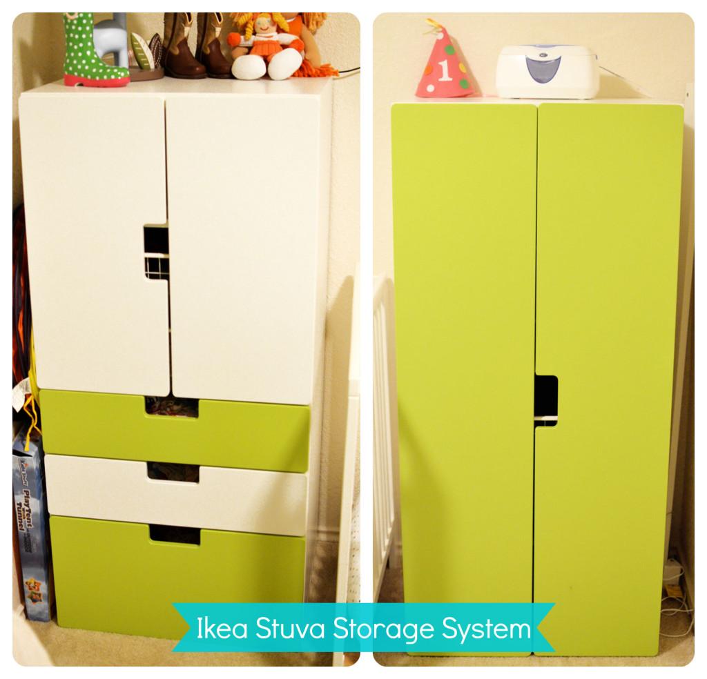 Ikea Stuva Storage System