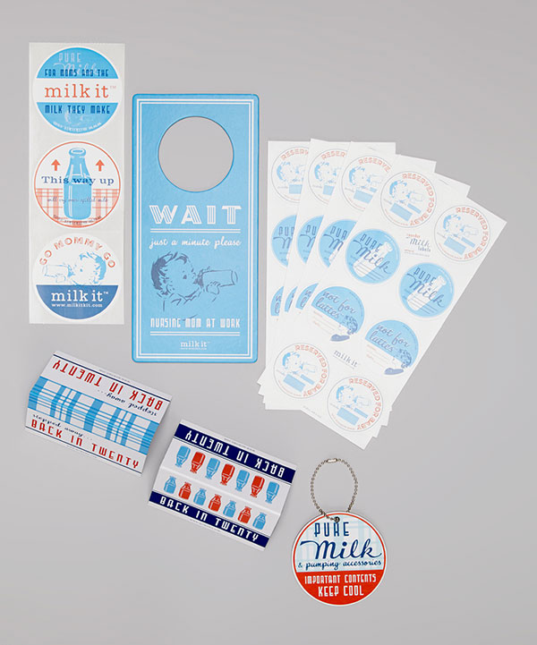 back to work breastfeeding survival milk it kit