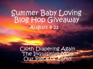 Summer Baby Loving Giveaway