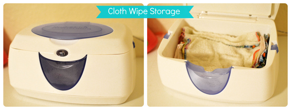 Cloth Wipes Storage - Munchkin Wipes Warmer