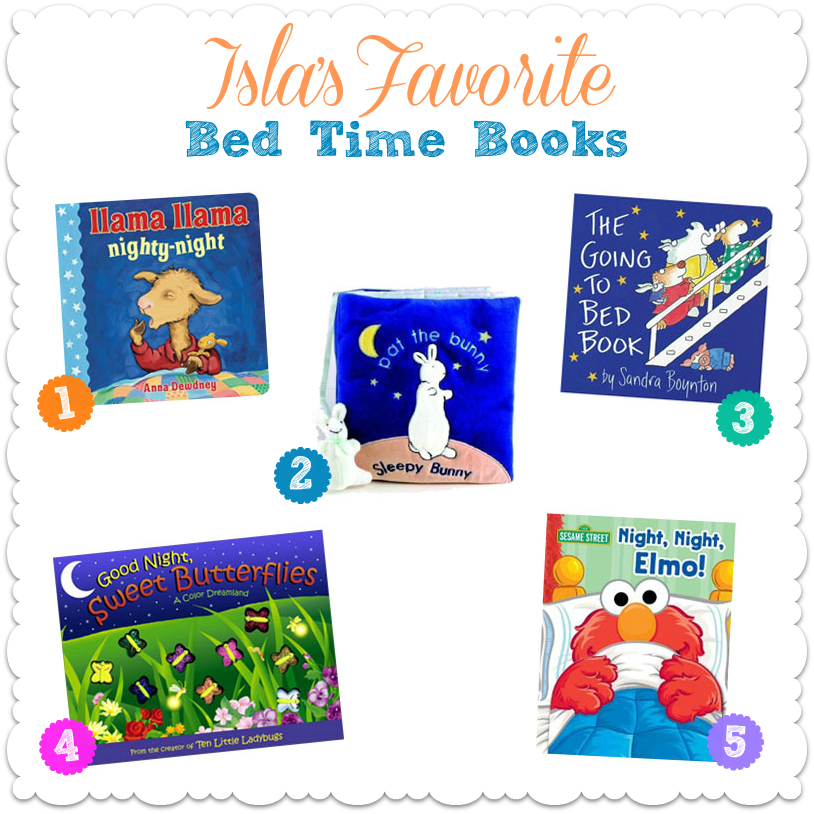 Favorite Bed Time Books