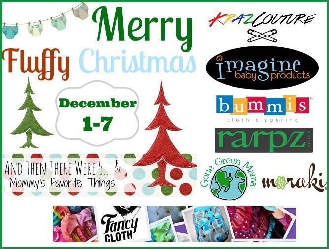 Merry Fluffy Christmas Grand Prize Package #2