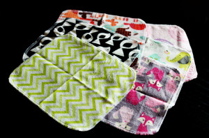 Review: Marley's Monsters Cloth Wipes