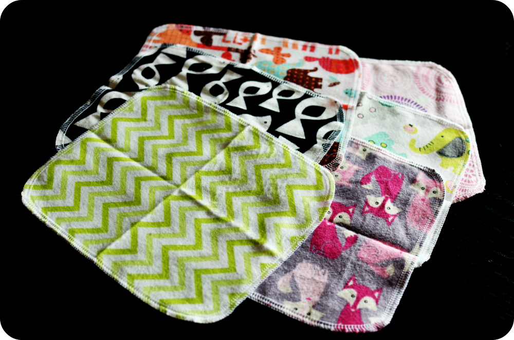 Marley's Monsters Cloth Wipes