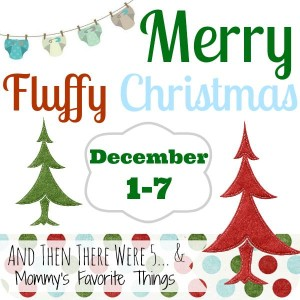 Merry Fluffy Christmas 2013