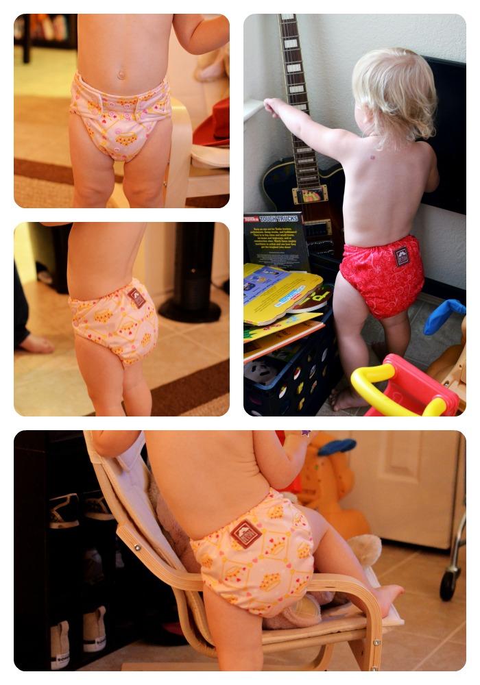 Royal Fluff Pocket Diaper Demo