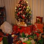 Ma's Christmas Tree