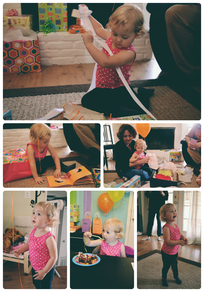Isla's 2nd Birthday Party