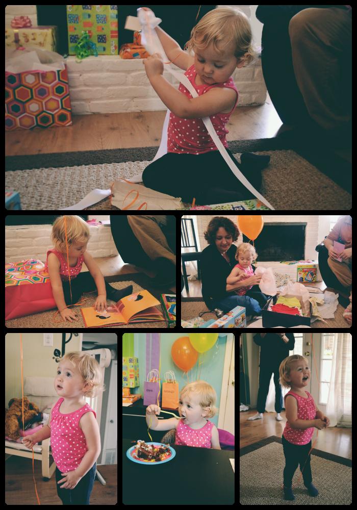 Isla's 2nd Birthday Party