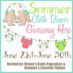 #SummerCloth Diaper Giveaway Winner!