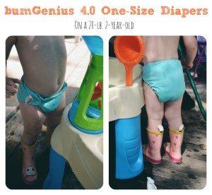 bumGenius 4.0 One-Size Cloth Diapers