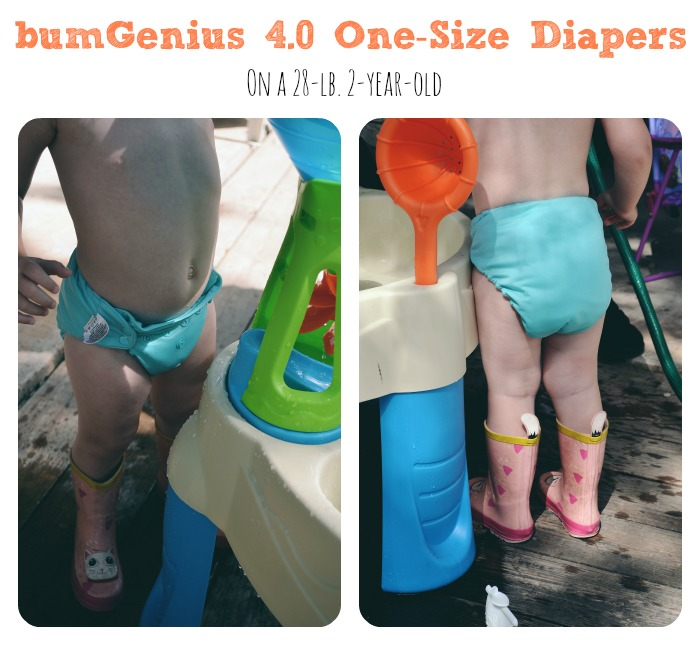 Cloth Diaper Review: bumGenius 4.0