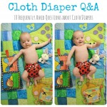 Cloth Diaper Q&A