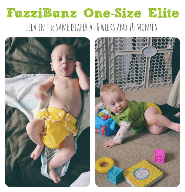 FuzziBunz One Size Elite Review