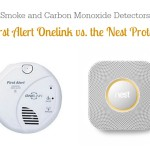 Smoke and Carbon Monoxide Detectors: First Alert Onelink vs. Nest Protect