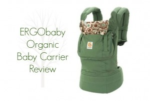 Review: ERGObaby Organic Baby Carrier