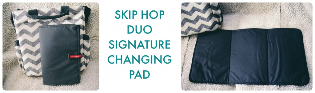 Skip Hop Duo Signature Changing Pad