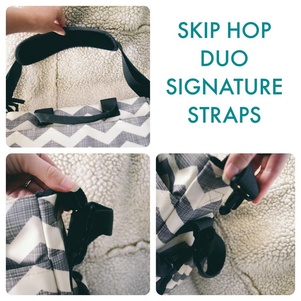 Skip Hop Duo Signature Straps