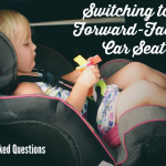 Switching to a Forward-Facing Car Seat FAQ