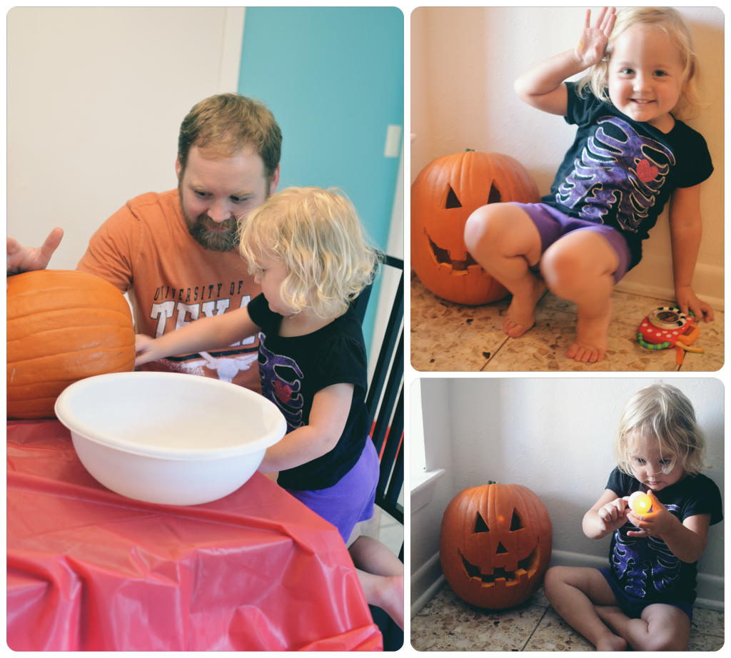 Isla Pumpkin Carving