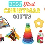 Best Gifts for Baby's First Christmas
