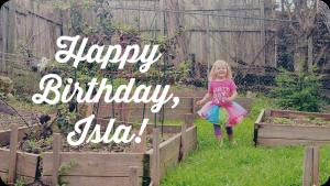 Isla's My Little Pony Birthday Party