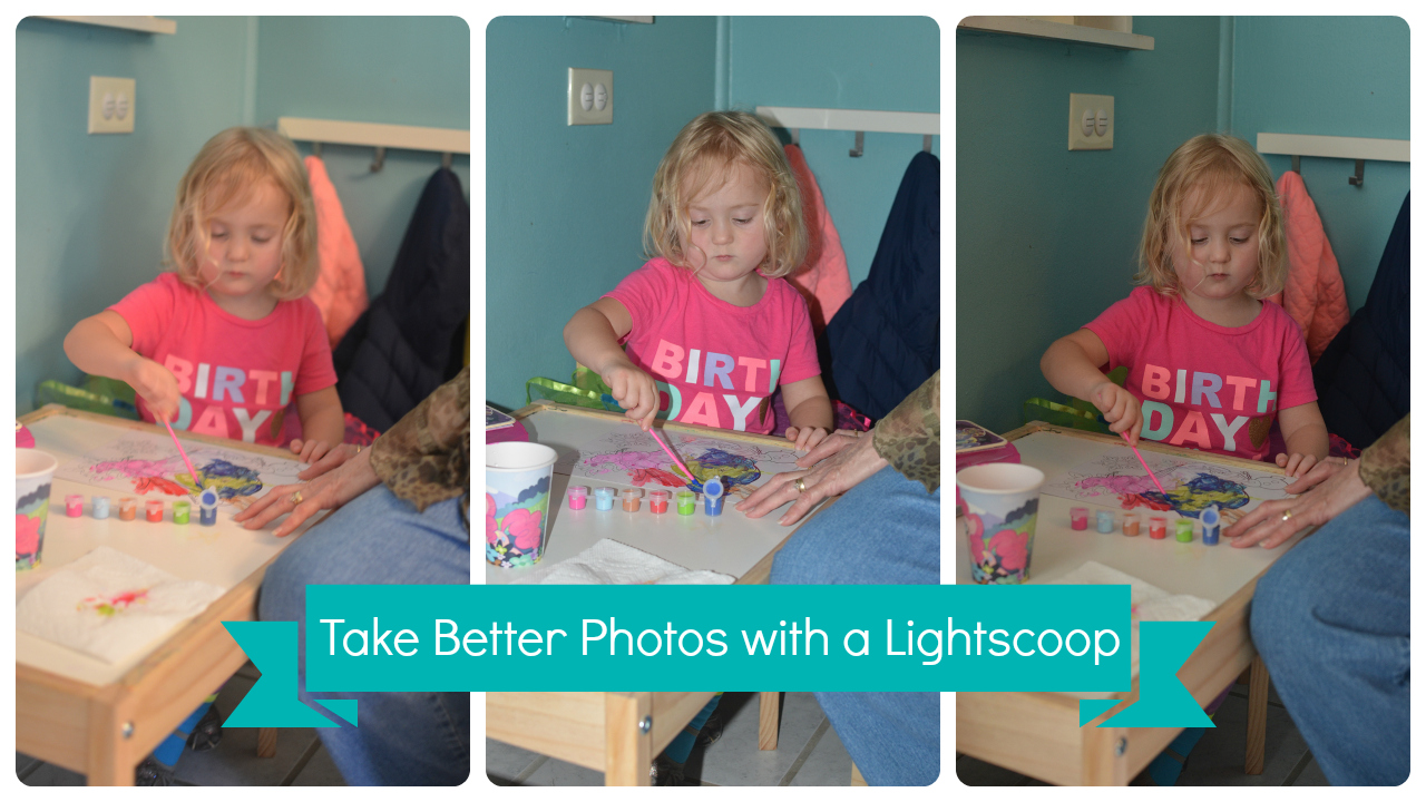 Take Better Photos with a Lightscoop