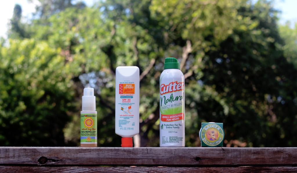Best Mosquito Repellents