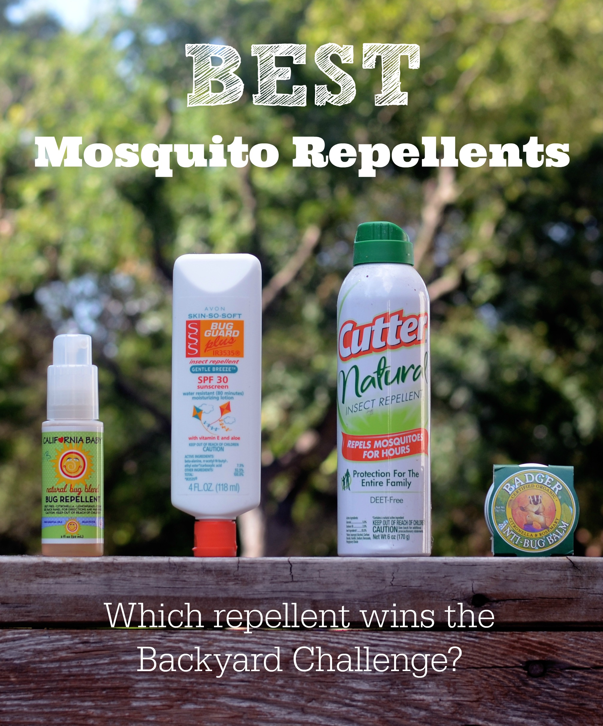the best mosquito repellents for families mom in leggings