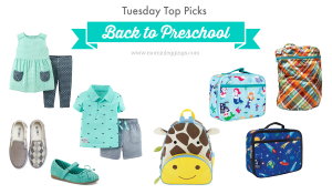 Tuesday Top Picks: Back to Preschool