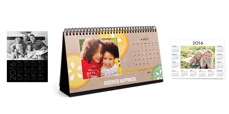 Shutterfly Calendards