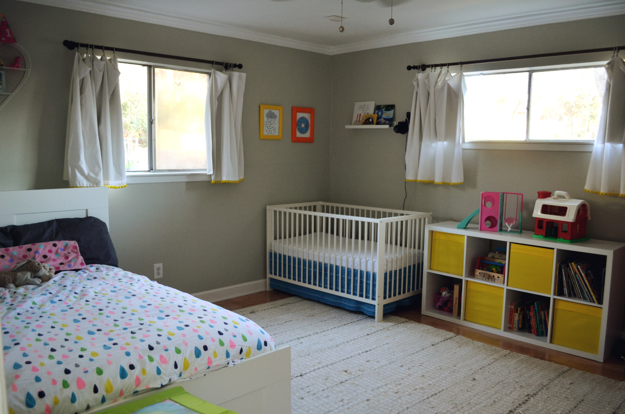 Shared Kids' Room and Nursery