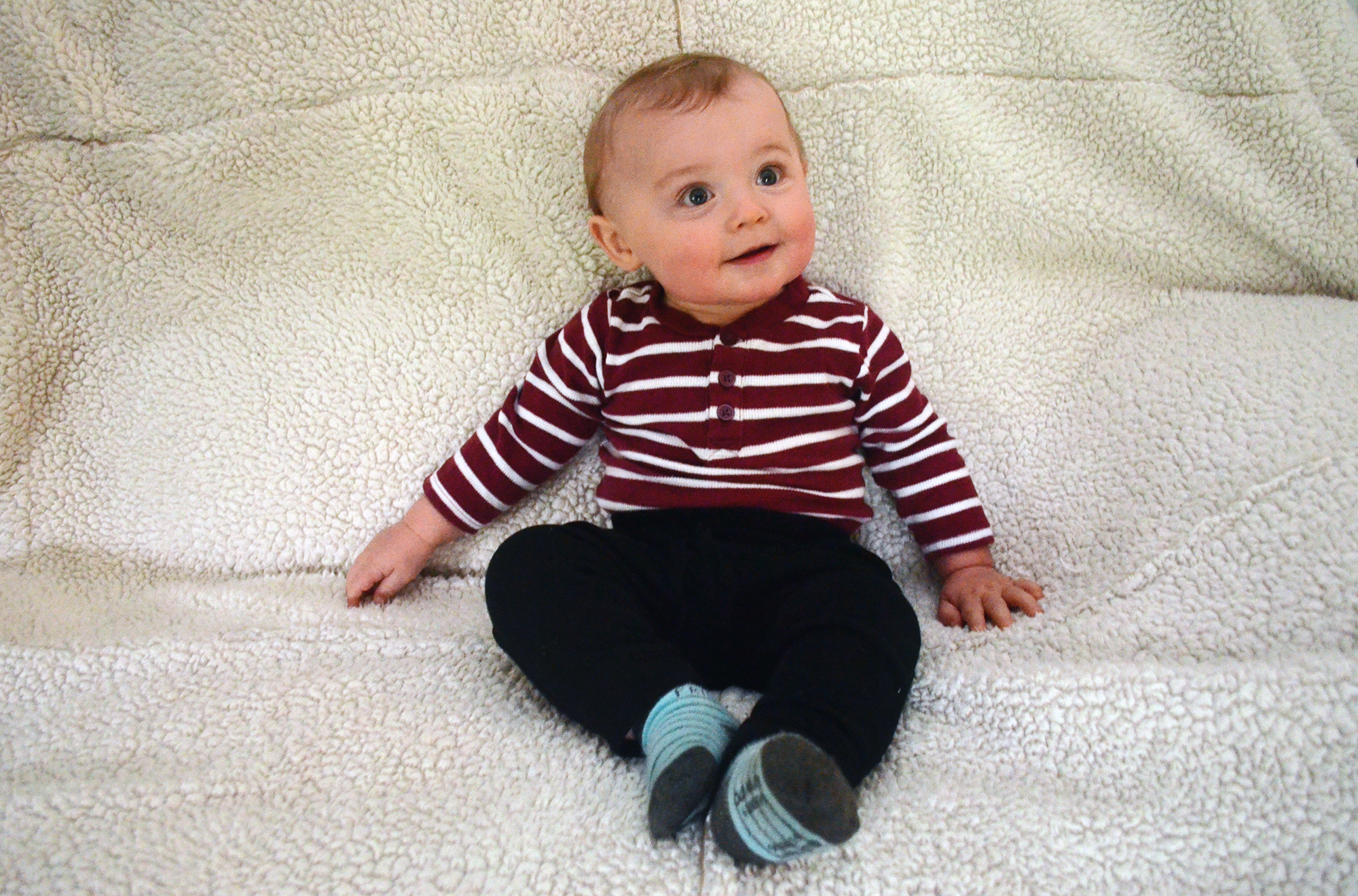 Ian 10 months