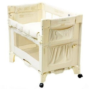 Making room for baby when you have limited space