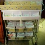 Storage Solution: Baby Diego Bathinette