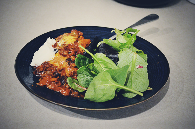 Freezer Meals: Mexican Lasagna Recipe