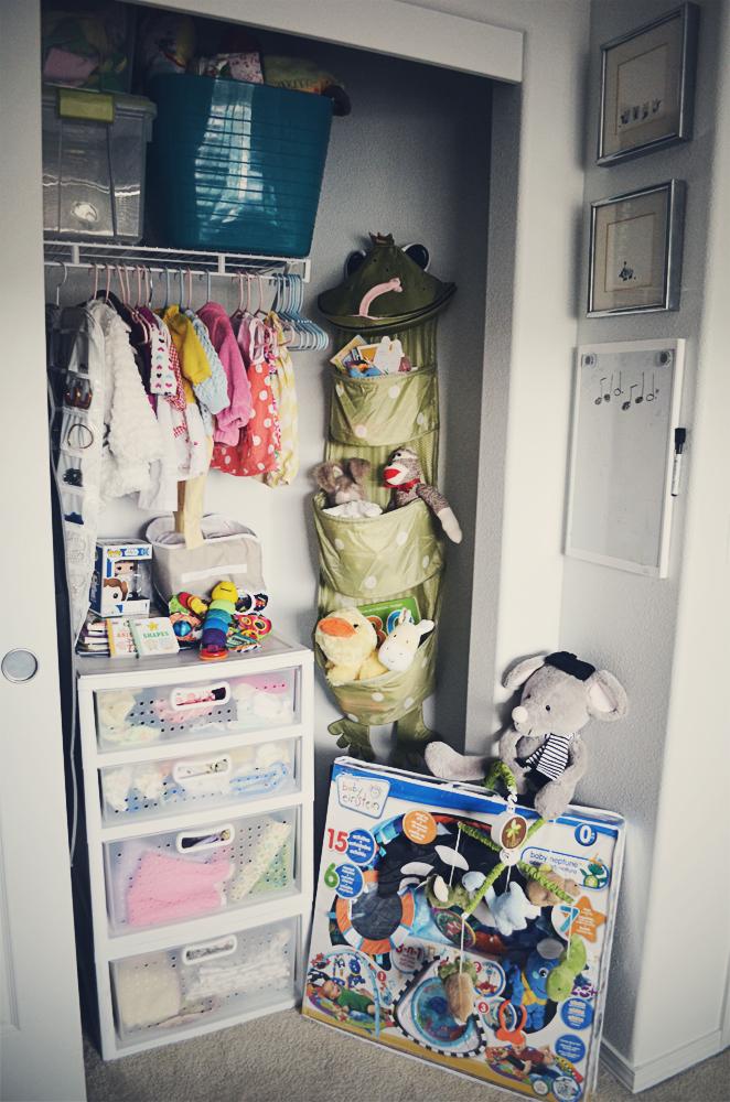 Nesting: Baby's Bed