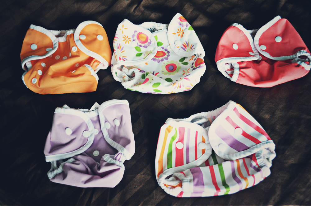 Cloth Diapers - Thirsties Covers